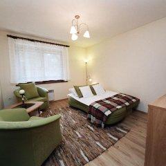 Отель VISITzakopane Rainbow Apartments Польша, Закопане - отзывы, цены и фото номеров - забронировать отель VISITzakopane Rainbow Apartments онлайн комната для гостей фото 3