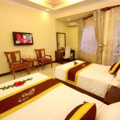 Luxury Nha Trang Hotel 3* Номер Делюкс с различными типами кроватей фото 2