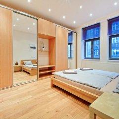 Апартаменты Family Apartments Прага комната для гостей