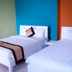 Saigon Night Hotel 2* Люкс с различными типами кроватей фото 11