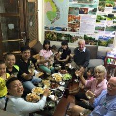 Отель Vietnam Apple Travel Homestay Ханой питание
