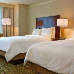 Отель Washington Marriott at Metro Center 3* Стандартный номер с различными типами кроватей фото 5