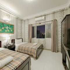 Nguyen Khang Hotel 2* Номер Делюкс с различными типами кроватей фото 2