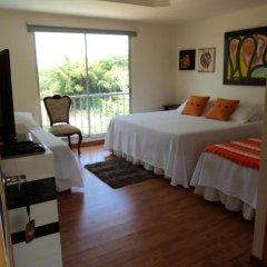 Finca Hotel el Caney del Quindio 2* Стандартный номер с различными типами кроватей фото 8