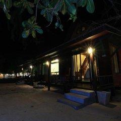 Отель Saladan Beach Resort 3* Бунгало с различными типами кроватей фото 33