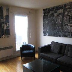 Отель Lappe Terrasse Apartment Франция, Париж - отзывы, цены и фото номеров - забронировать отель Lappe Terrasse Apartment онлайн комната для гостей фото 4