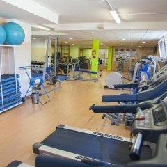 Отель Nubahotel Coma-ruga фитнесс-зал фото 2
