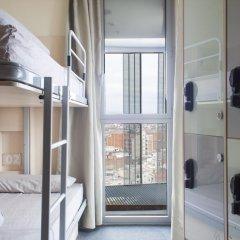 Barcelona Urbany Hostel Кровать в общем номере с двухъярусной кроватью фото 2