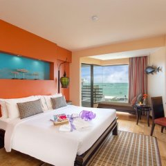 The Bayview Hotel Pattaya 4* Номер Делюкс с различными типами кроватей фото 10