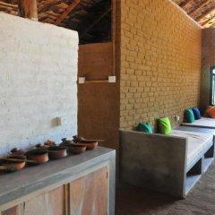 Отель Back of Beyond - Safari Lodge Yala 3* Бунгало с различными типами кроватей фото 12