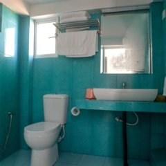 Отель Villa Baywatch Rumassala 3* Студия Делюкс с различными типами кроватей фото 4