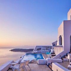 Отель Astra Suites пляж