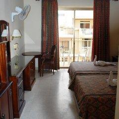 Blue Sea Bugibba Hotel & Apartments 3* Номер Комфорт фото 5