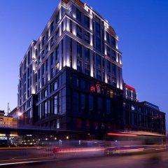 Отель Hilton Beijing Wangfujing 5* Номер Делюкс с различными типами кроватей фото 4