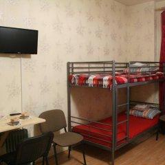 Гостевой дом Smolenka House Кровать в общем номере с двухъярусной кроватью