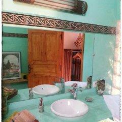 Отель Riad El Bir Марокко, Рабат - отзывы, цены и фото номеров - забронировать отель Riad El Bir онлайн ванная фото 2