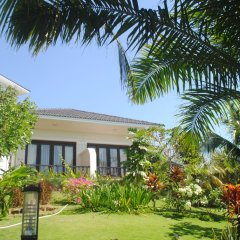 Отель Lotus Muine Resort & Spa 4* Бунгало с различными типами кроватей