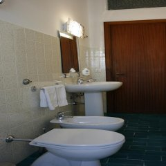 Отель Berny B&B Лечче ванная