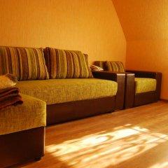 Гостиница Анри Номер Комфорт с двуспальной кроватью фото 3