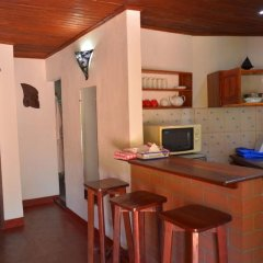 Отель Edena Kely 3* Бунгало с различными типами кроватей фото 6