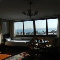 Отель Best Home Suites Sultanahmet Aparts Люкс с различными типами кроватей