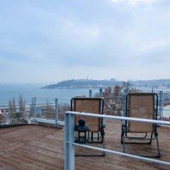Отель Residence Le Reve пляж