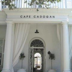 Cape Cadogan Boutique Hotel 4* Стандартный номер с различными типами кроватей фото 4