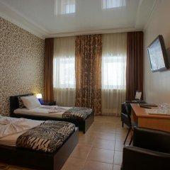 Гостиница Kompleks Nadezhda 2* Стандартный номер с 2 отдельными кроватями фото 6