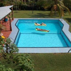 Отель Villa La Luna Шри-Ланка, Берувела - отзывы, цены и фото номеров - забронировать отель Villa La Luna онлайн бассейн
