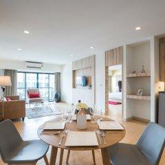 J Inspired Hotel Pattaya 4* Номер Делюкс с различными типами кроватей