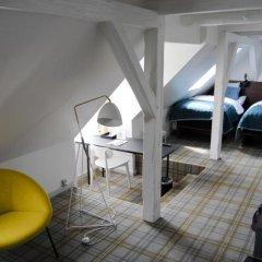 Отель Ibsens Hotel Дания, Копенгаген - отзывы, цены и фото номеров - забронировать отель Ibsens Hotel онлайн балкон