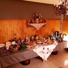 Отель Willa Carpe Diem Косцелиско питание фото 3
