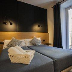 Отель Hostal CC Malasaña Улучшенный номер с различными типами кроватей фото 8