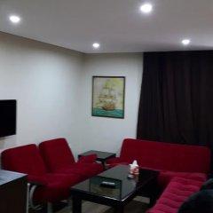 OIa Palace Hotel 3* Люкс с различными типами кроватей фото 24