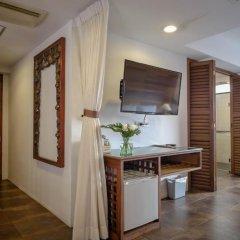 Nanda Heritage Hotel 3* Семейный номер Делюкс с двуспальной кроватью фото 3