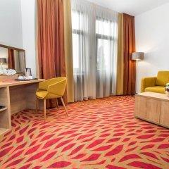 Rubin Wellness & Conference Hotel 4* Полулюкс с различными типами кроватей фото 4