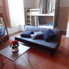 La Maïoun Guesthouse Hostel Кровать в общем номере с двухъярусной кроватью