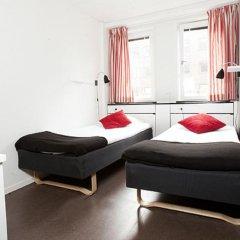 STF Gärdet Hotel & Hostel Стандартный номер с различными типами кроватей фото 2