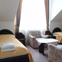 Отель Elwa Spa S.r.o. 3* Стандартный номер с 2 отдельными кроватями фото 2