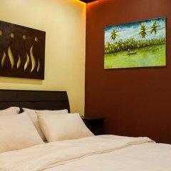 Отель Beverly Park Inn Мале комната для гостей фото 3