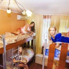 Мини-Отель Миллениум в Центре Кровать в общем номере с двухъярусными кроватями фото 3