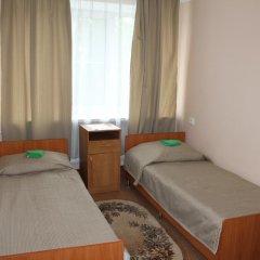 Гостиница Березка Номер Эконом разные типы кроватей (общая ванная комната) фото 5