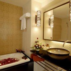 Отель Diamond Cottage Resort And Spa 4* Номер Делюкс фото 7