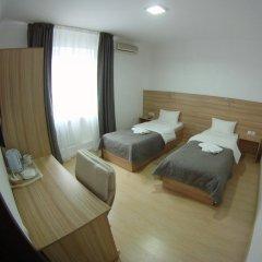 Гостиница Форсаж Номер Комфорт с 2 отдельными кроватями фото 4