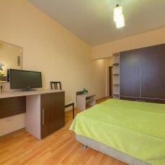 Гостиница Ателика Гранд Меридиан 3* Стандартный номер с двуспальной кроватью фото 2