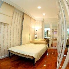 Апартаменты Central Bangkok 2+1 Bedroom Apartment on Soi 18 Бангкок комната для гостей фото 5