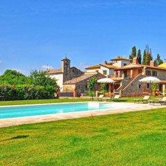 Отель Frosini Италия, Ареццо - отзывы, цены и фото номеров - забронировать отель Frosini онлайн бассейн