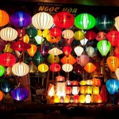 Отель Hoa Mau Don Homestay развлечения