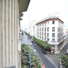 Отель Art Deco Apart Марокко, Касабланка - отзывы, цены и фото номеров - забронировать отель Art Deco Apart онлайн балкон