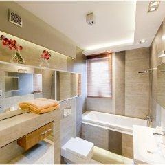 Отель Apartament Platinum Вроцлав ванная
